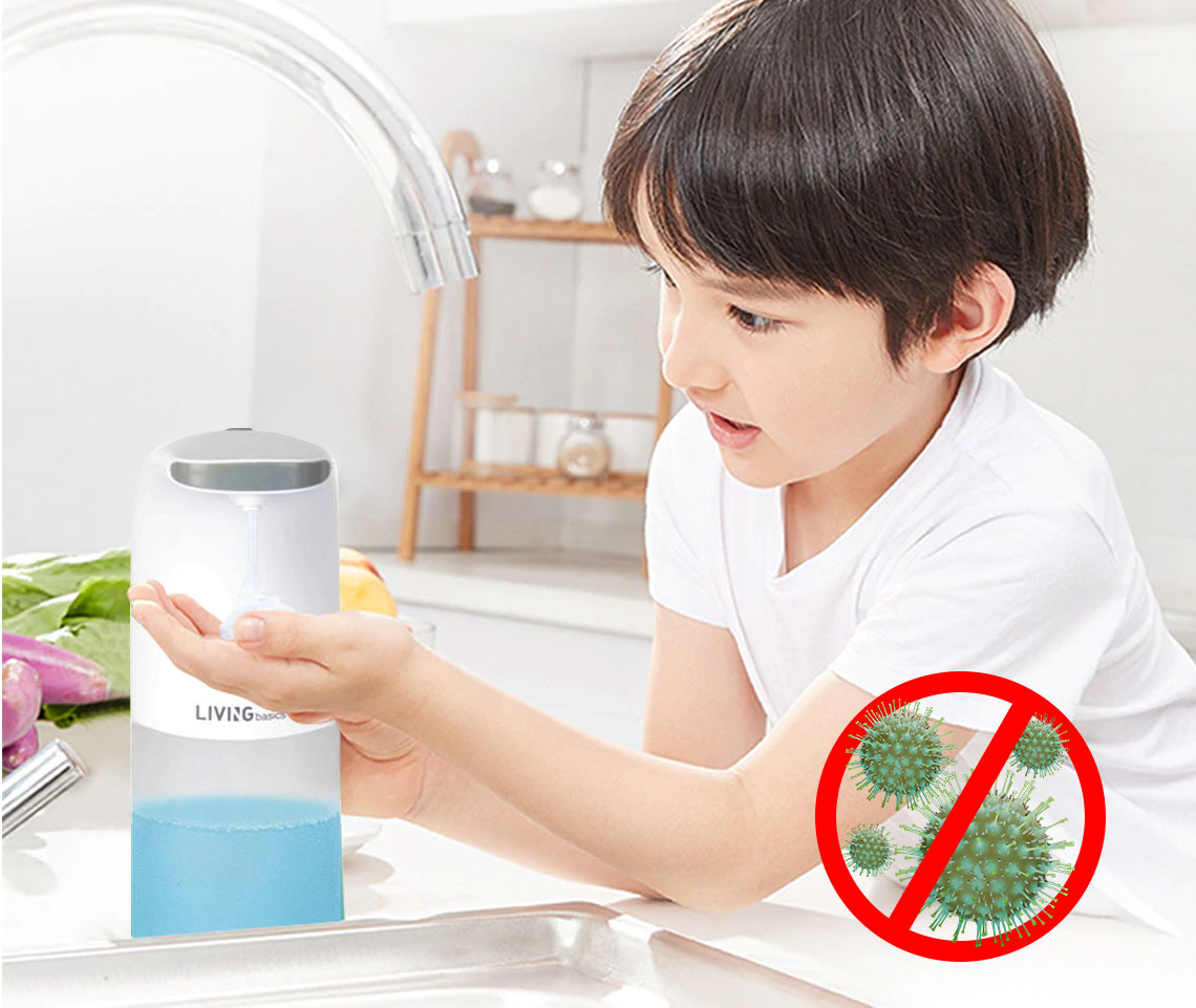 Touchless Infrared Motion Sensor, More Safety Hygiene