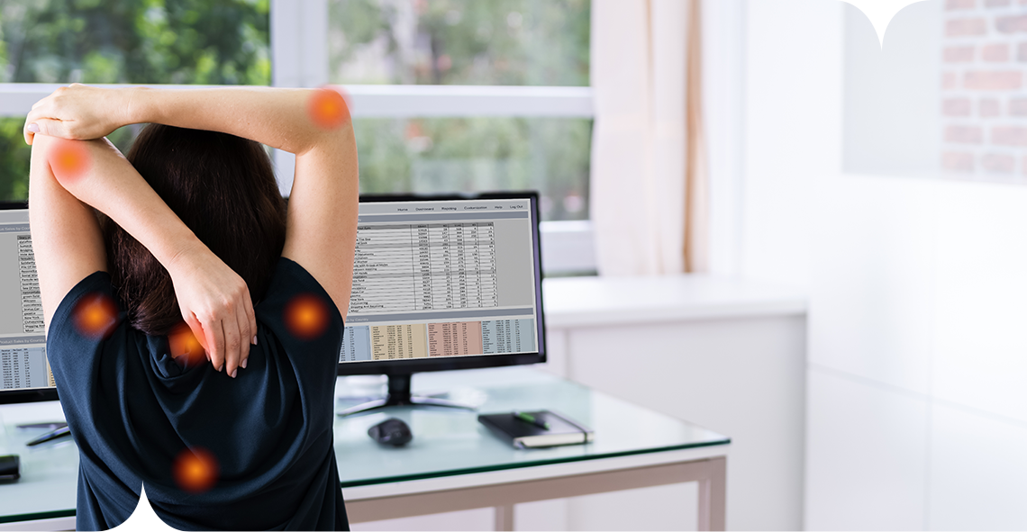 Why is home and office ergonomic important to our health?