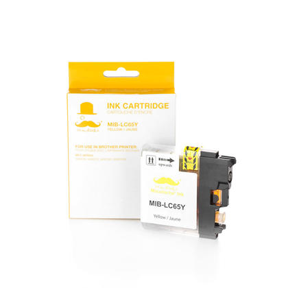 Compatible_Brother_MFC6490CW_Yellow_Ink_Cartridge