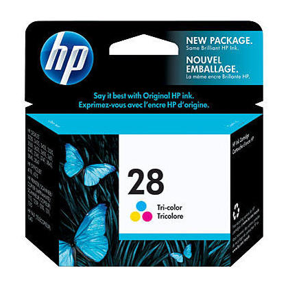 HP_28_C8728A_Original_TriColor_Ink_Cartridge