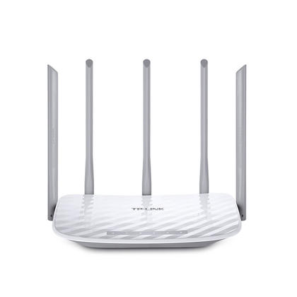 Archer C60 AC1350 Wireless Dual Band Router - 2.4GHz/5GHz - TP-LINK®