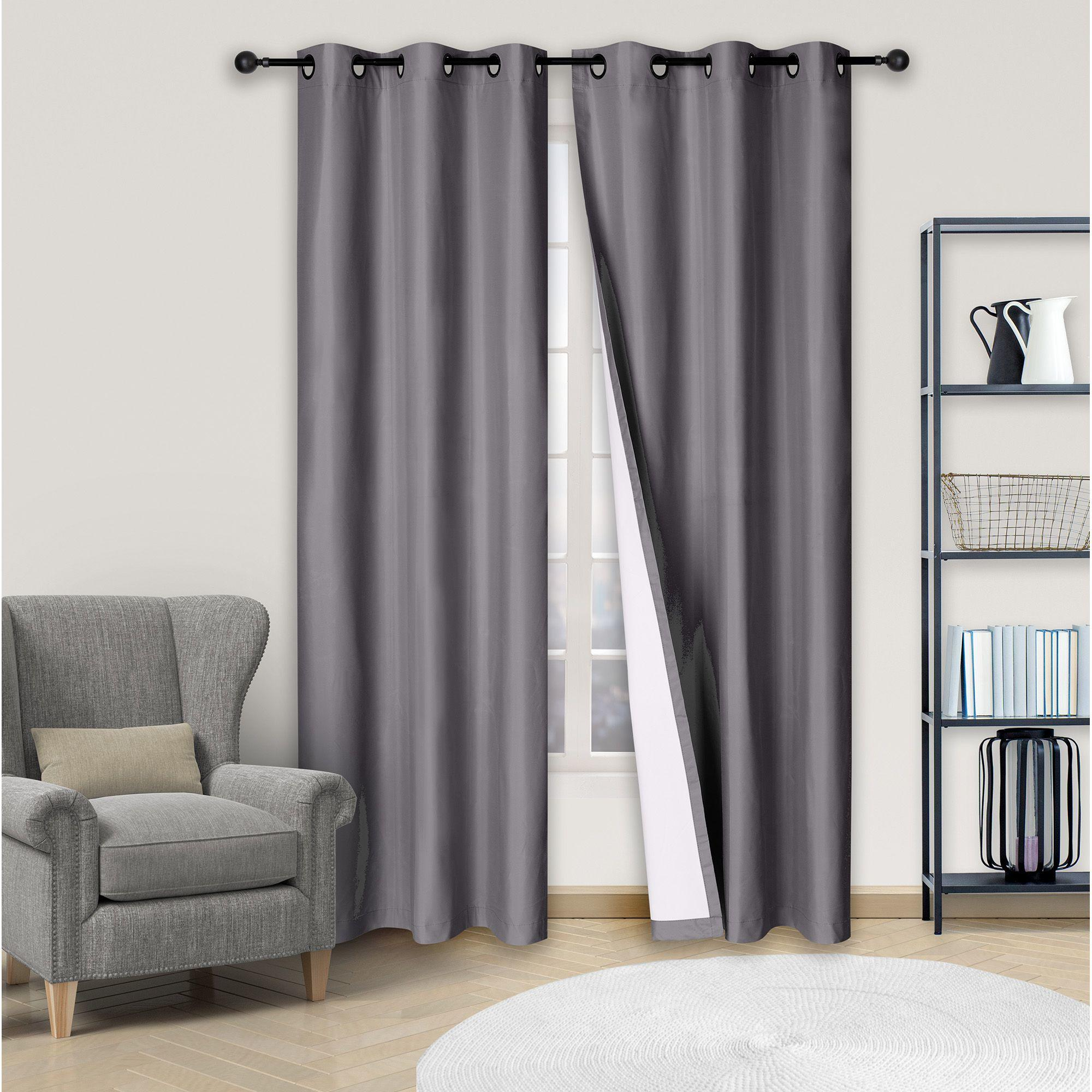 60eac safdie co lvth 51325zec2z01 white curtains woven jacquard curtain w tpu panel 84l ultimate blackout all