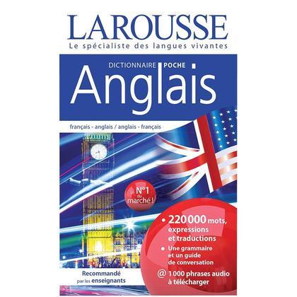 ISBN 9782035974839 product image for Dictionnaire de poche Larousse bilingue, Français/Anglais, 1003417   upcitemdb.com