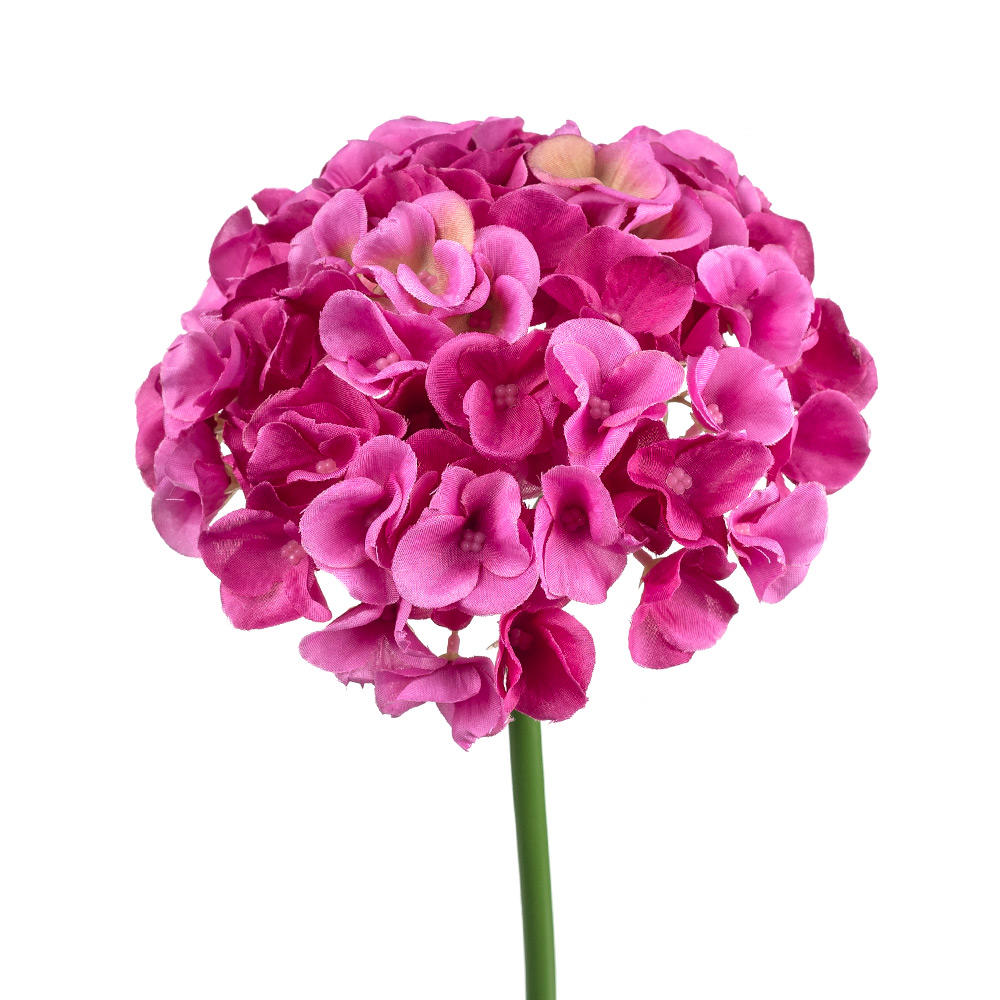 Ab7d1 other brands lvw af4050woh floral greenery flowers artificial flower hydrangea 18 h